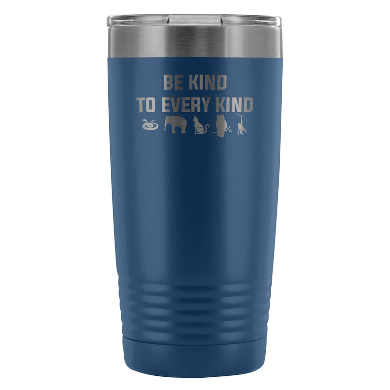 Vet Tech- Be kind to every kind 20oz Vacuum Tumbler