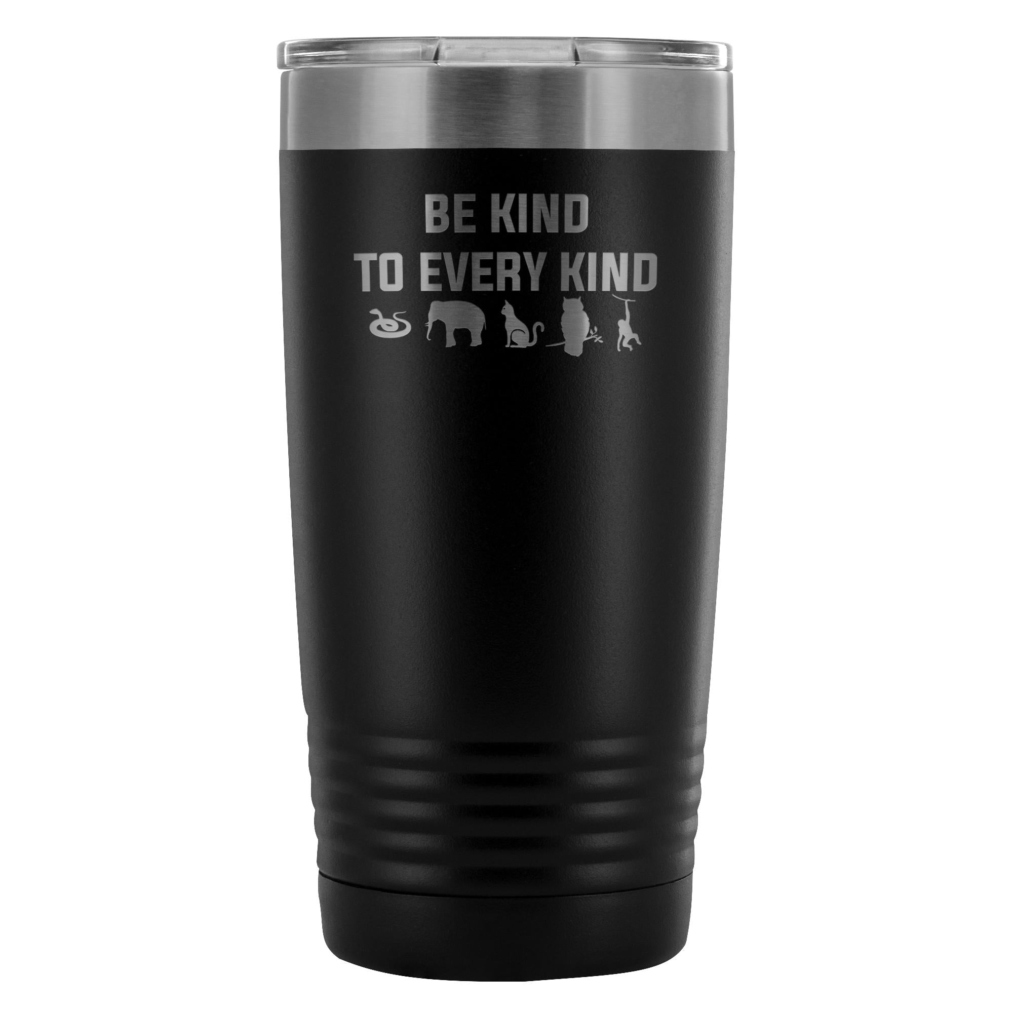 Vet Tech- Be kind to every kind 20oz Vacuum Tumbler-Tumblers-I love Veterinary