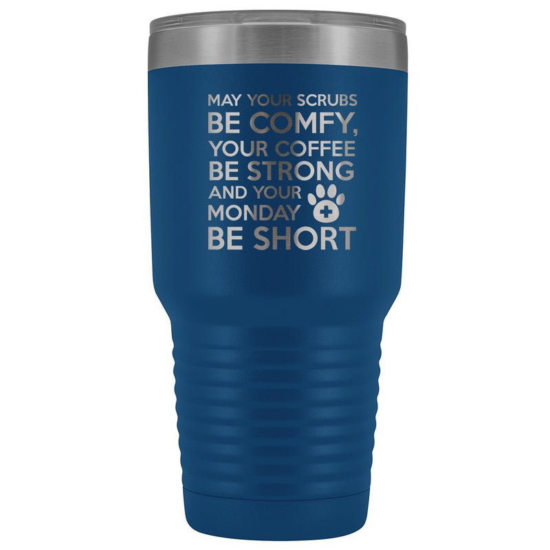 Veterinary Monday Prayer 30oz Vacuum Tumbler