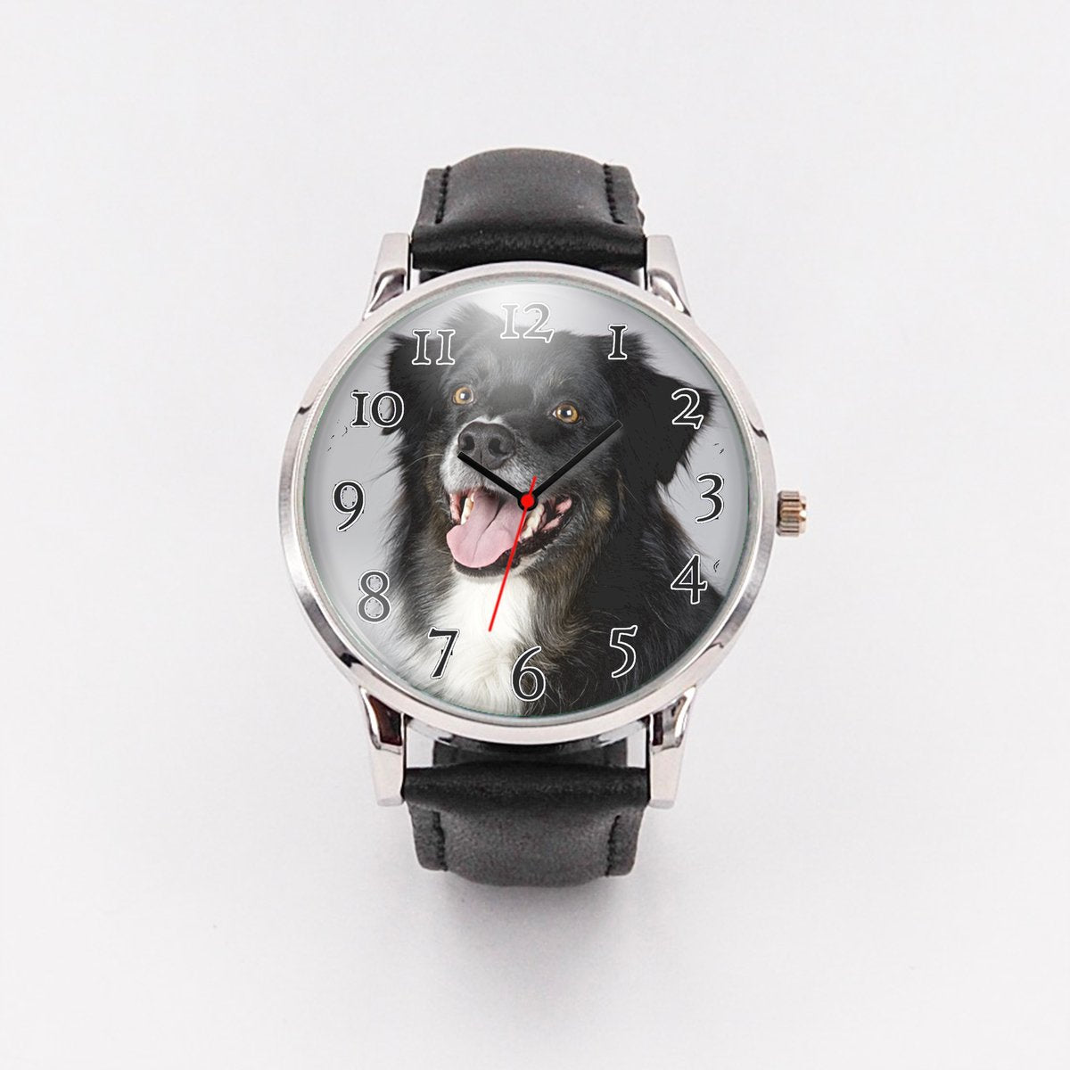 Custom Wrist Watch with a Photo of Your Pet