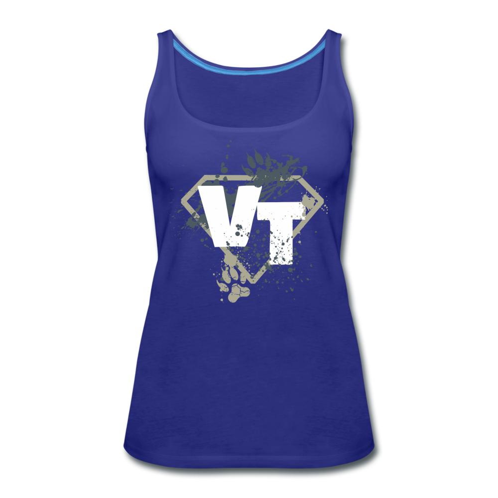 Vet tech superhero Women's Tank Top-Women's Premium Tank Top | Spreadshirt 917-I love Veterinary