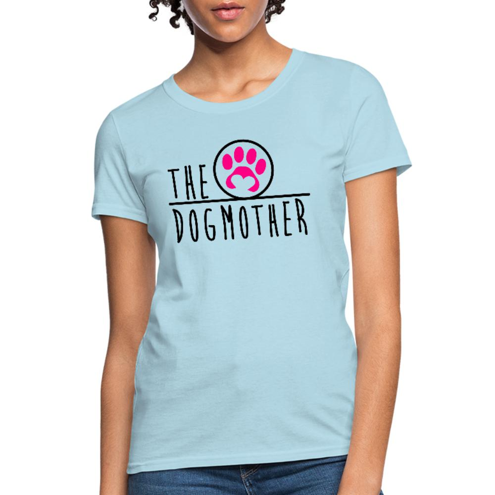 The Dog Mother Women's T-Shirt-Women's T-Shirt | Fruit of the Loom L3930R-I love Veterinary