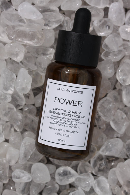 POWER CRYSTAL REGENERATING FACE OIL