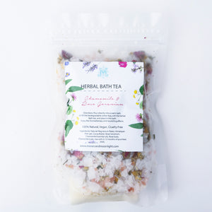 Herbal Bath Tea - Magnesium 200g