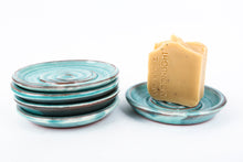 Load image into Gallery viewer, Ceramic Soap Dish Handcrafted