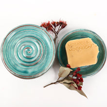 Load image into Gallery viewer, *NEW Ceramic Soap Dish Handcrafted