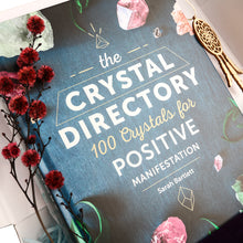 Load image into Gallery viewer, The Crystal Directory Book