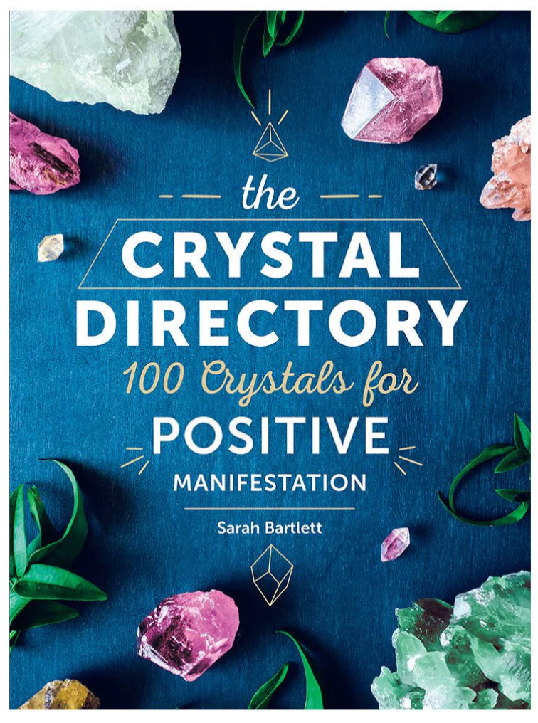 The Crystal Directory Book