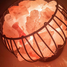 Load image into Gallery viewer, Himalayan Fire Bowl Lamp 2.2kg