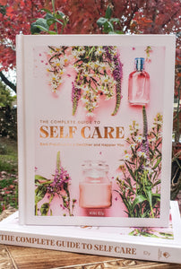 Self Care Hardcover Book - Kiki Ely