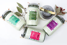 Load image into Gallery viewer, Vintage Fowlers Jar Large Soy Candles 600G