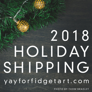 2018 HOLIDAY SHIPPING CUT-OFF DATES