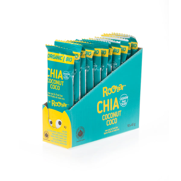 Chia Coconut by Roobar
