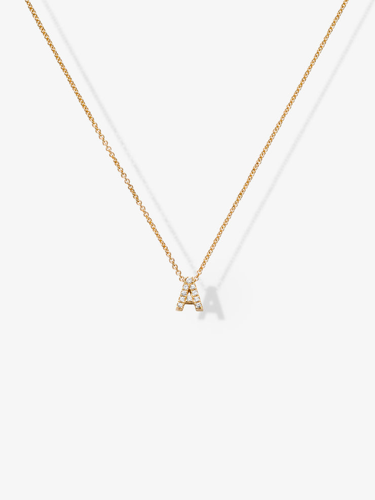 Love Letters A Diamond Necklace