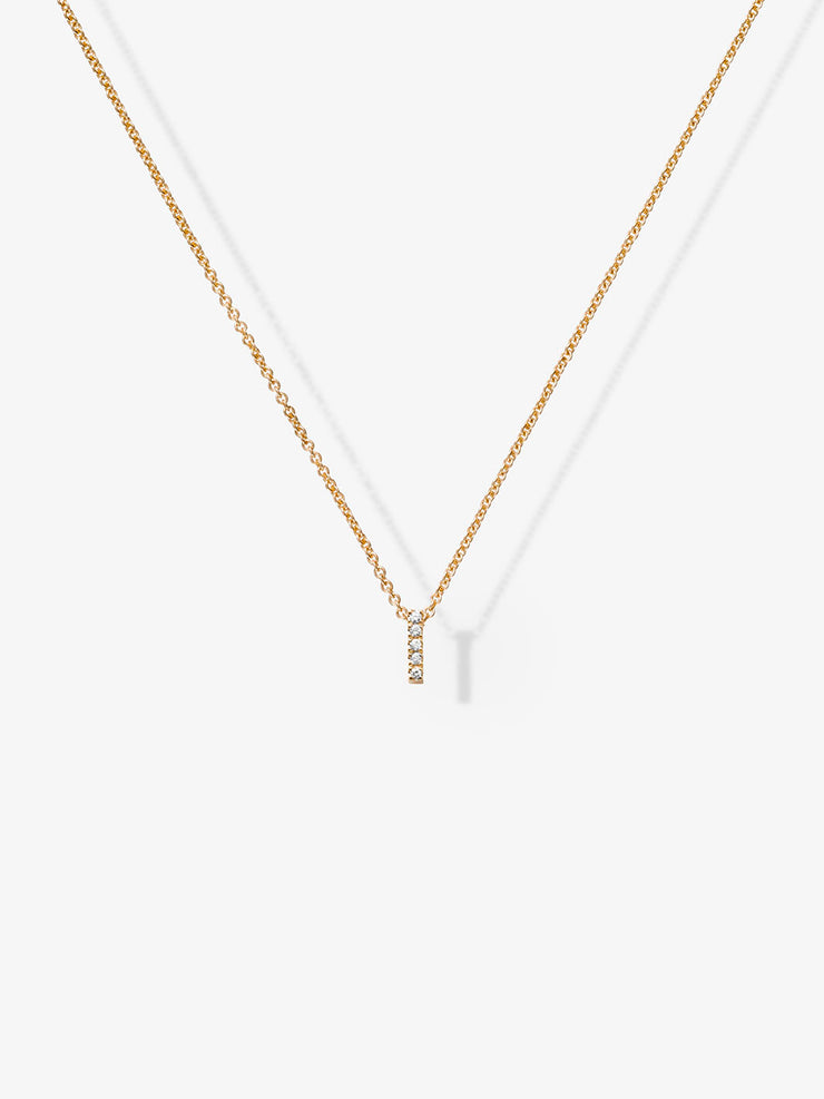 Love Letters I Diamond Necklace