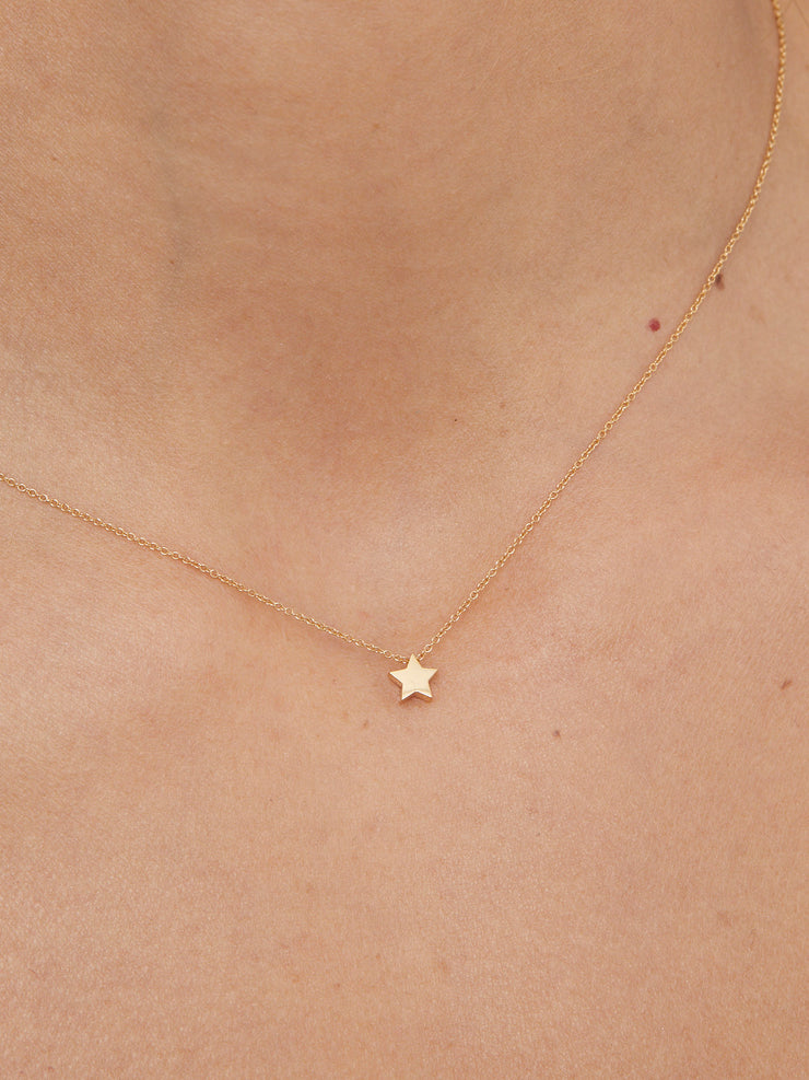 Verse-Fine-Jewellery-Initial-Star-18-Karat-Gold-Necklace
