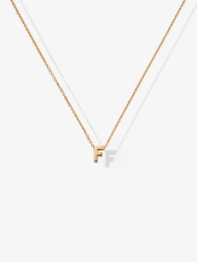 Love Letters F Necklace