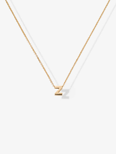 Love Letters Z Necklace