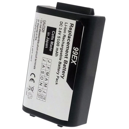Honeywell/HHP Dolphin 99EX Series Battery - AtlanticBatteries.com