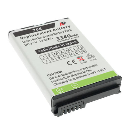 Honeywell Dolphin 70e, 75e and 70E-L00 Battery - AtlanticBatteries.com