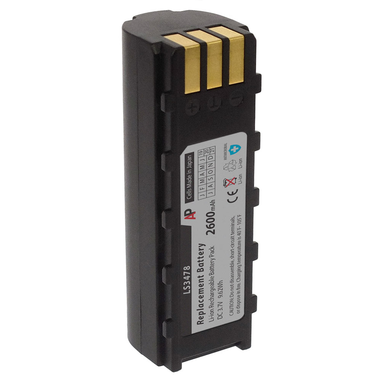 Motorola LS3578 Battery