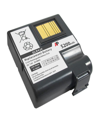 Zebra QLn420 Battery - AtlanticBatteries.com