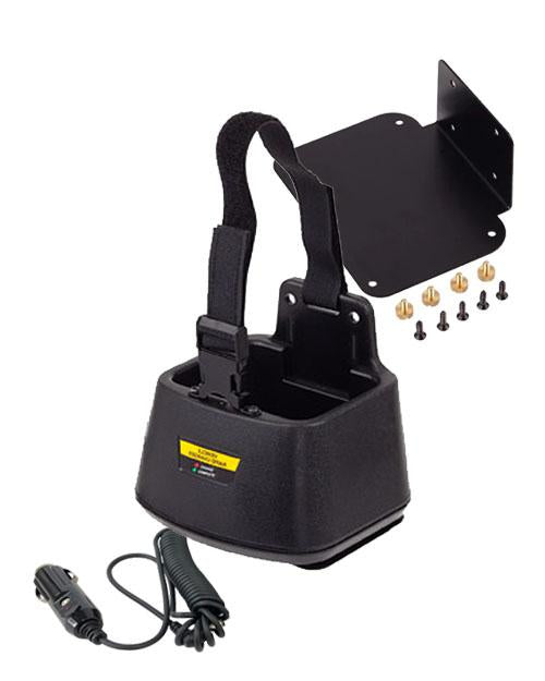 Yaesu-Vertex FNB-V133LI-UNI Single Bay In-Vehicle Rapid Charger