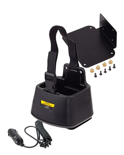 Kenwood VP5000 Single Bay In-Vehicle Rapid Charger - AtlanticBatteries.com