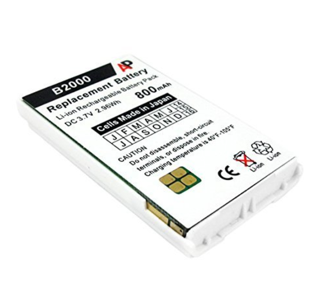 Vocera B2000 Battery