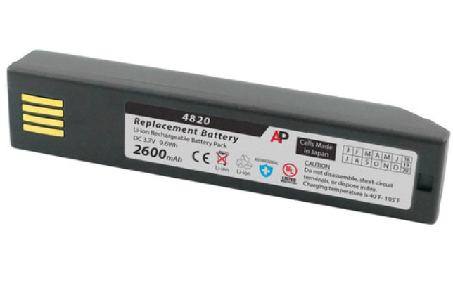 Honeywell 1202G Battery