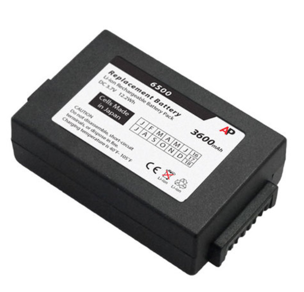 Honeywell/HHP Dolphin 6100, 6110, 6500, 6000LU1 Battery