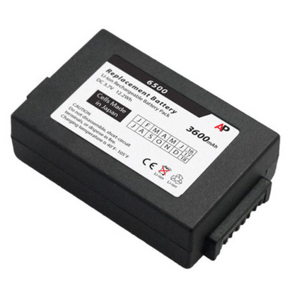 Honeywell/HHP Dolphin 6100, 6110, 6500, 6000LU1 Battery - AtlanticBatteries.com