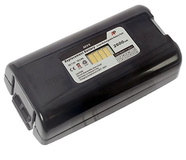 Honeywell/LXE MX6 Battery