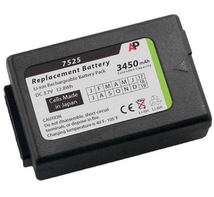 Psion/Teklogix Workabout Pro 7525, 7527 Battery - AtlanticBatteries.com