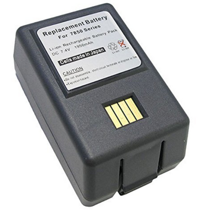 Honeywell/HHP Dolphin 7850  Battery - AtlanticBatteries.com