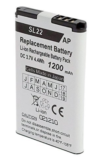 Honeywell Captuvo SL22, SL42 Battery
