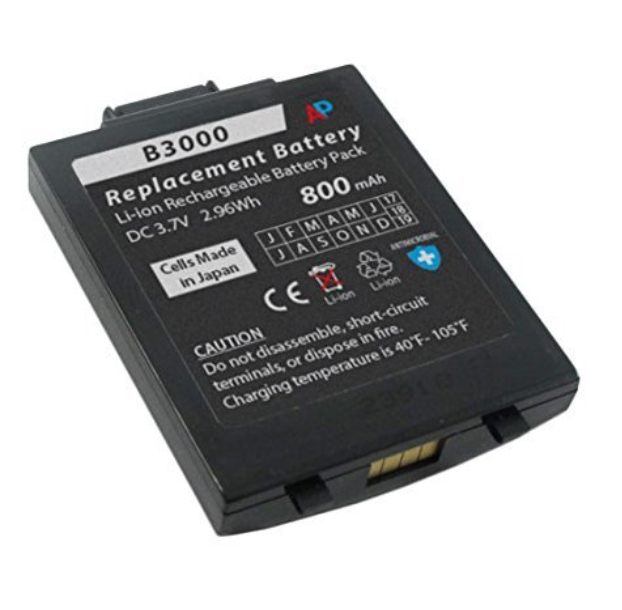 Vocera B3000 Battery