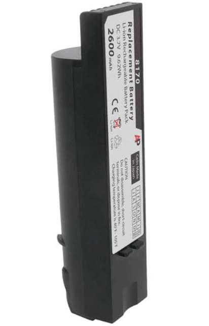 Zebra 8100 Series Battery