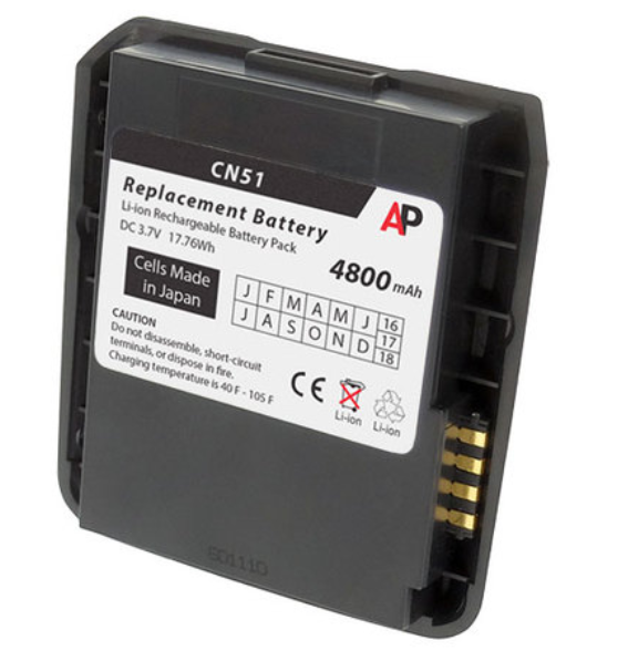 Honeywell CN50/CN51 Battery