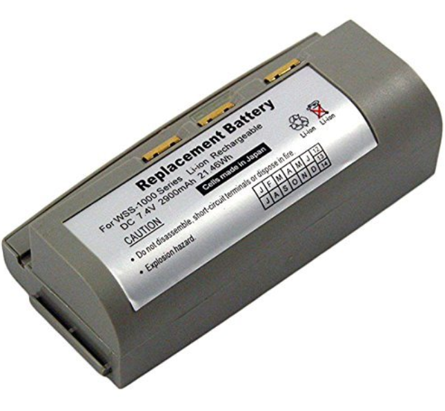 Chameleon RF WT2200 Battery