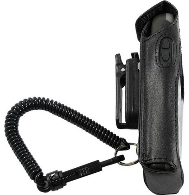 Polycom SpectraLink 8020 and 6020 Black Phone Holster