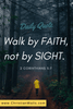 Top 43 Bible Verses & Christian Quotes about Faith
