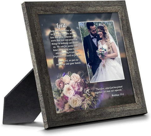#10 photo frame christian engagement gifts