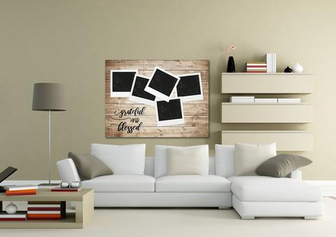 #11 custom wall art blessed christian engagement gifts