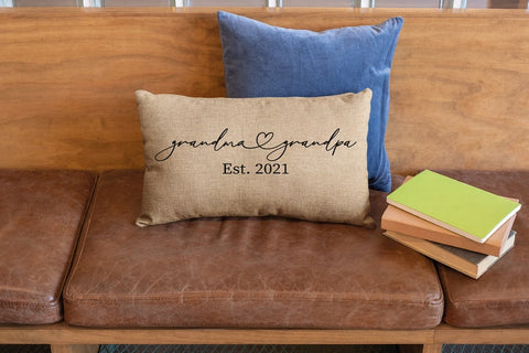 #11 pillow Gifts for Christian Grandparents