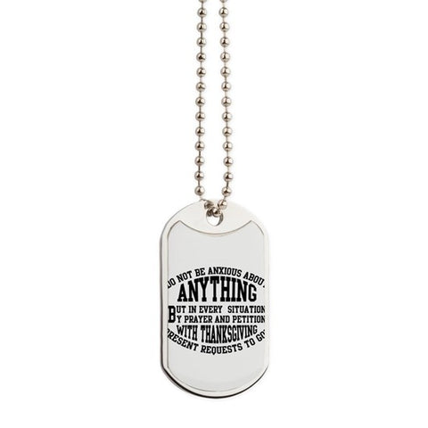 #12 Dog Tag christian gifts for guys male teenagers