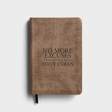 #13 tony evans no more excuses christian christmas gift ideas for husband