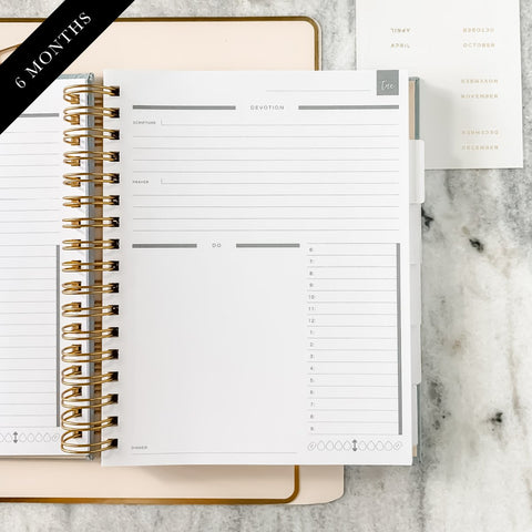 #1 Hope planner christian back-to-school gifts