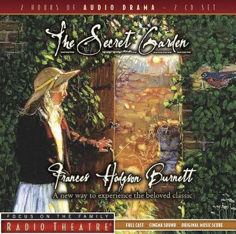 #1 Radio Theatre The Secret Garden Christian gifts for young girls
