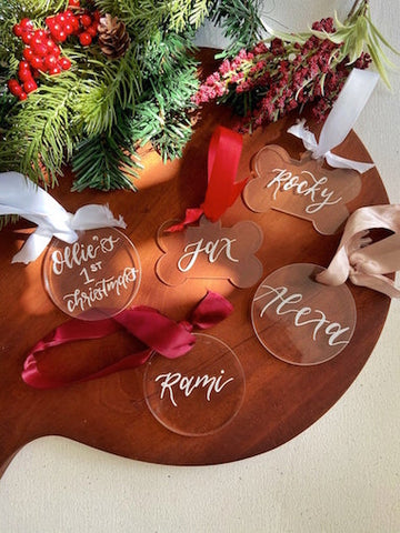 #2 personalized ornaments christian christmas gift ideas for husband